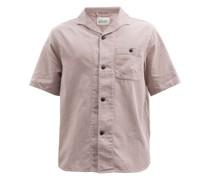 Miles Cotton-needlecord Shirt