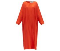 Rhodes Silk-twill Maxi Dress