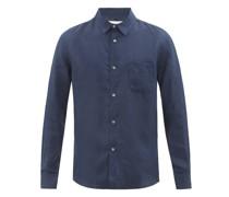 Monaco Linen Shirt