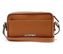 Baneto Leather Cross-body Bag