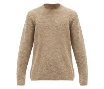 Ribbed-wool Sweater