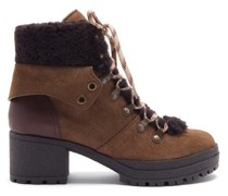 Crosta Suede Hiking Boots