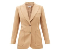 St James Wool Cavalry-twill Suit Jacket