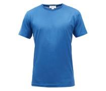 Crew-neck Cotton-jersey T-shirt
