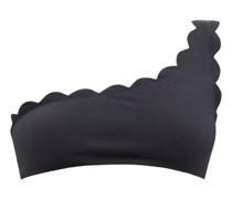 Santa Barbara Reversible One-shoulder Bikini Top