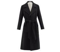 Belted Cashmere Coat