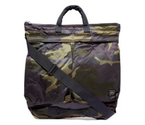 Counter Shade Camouflage-print Tote Bag