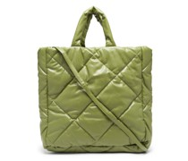 Assante Quilted Faux-leather Tote Bag