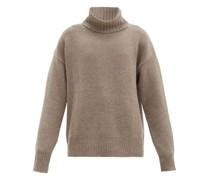 No. 20 Oversize Xtra Stretch-cashmere Sweater