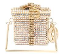 Regalo Crystal-embellished Cross-body Bag