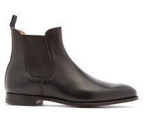 Bonnie Leather Chelsea Boots