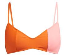 Elsa Bi-colour Bikini Top