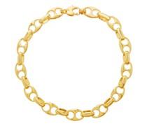 Barbara 18kt Gold-vermeil Chain Necklace