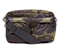 Counter Shade Small Camouflage-print Shoulder Bag