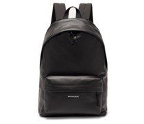 Explorer Leather Backpack