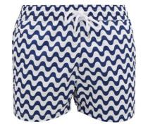 Sidewalk Wave-print Swim Shorts