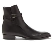 Wyatt Leather Boots