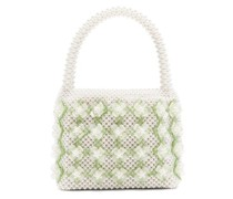 Thelma Faux-pearl Embellished Bag