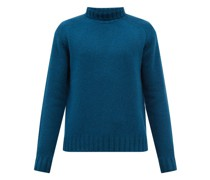 Toesa Roll-neck Wool Sweater