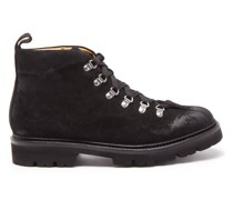 Bobby Suede Hiking Boots