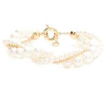 Lady Pearl & 18kt Gold Bracelet