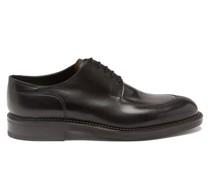 Hardington Leather Derby Shoes