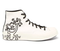 X Keith Haring Chuck 70 High-top Canvas Trainers