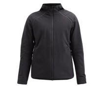 Texture Tech Hooded Jacket