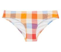 The Elle Gingham Bikini Briefs