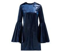 Dogma Flared-sleeve Mini Dress
