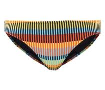 The Desi Mosaic-print Bikini Briefs