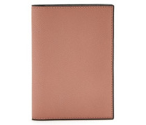 Grained-leather Passport Holder