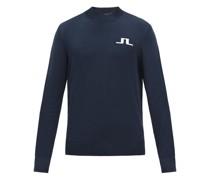 Gus Logo-intarsia Sweater