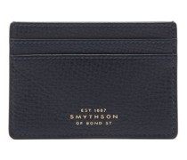 Ludlow Grained-leather Cardholder