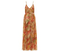 Aubade Floral-print Cotton-voile Dress