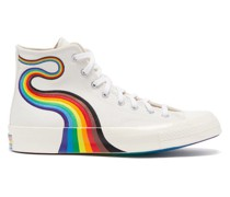 Chuck 70 Pride Canvas High-top Trainers