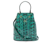 Ophidia Elaphe Bucket Bag