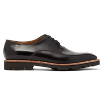 Zennor Leather Derby Shoes