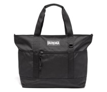 Oversized Recycled-nylon Tote Bag