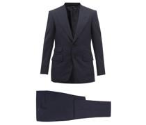 Shelton Wool-fresco Suit
