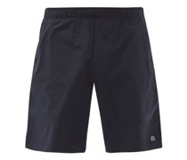 Hybrid Technical-shell Training Shorts