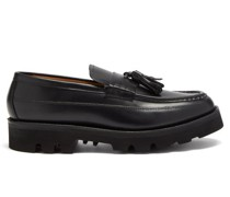 Booker Tasselled Leather Loafers