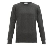 Slim-fit Crew-neck Cashmere Sweater