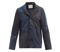 Harry Patchwork Vintage-cotton Jacket