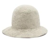 Knitted Wool Bucket Hat