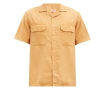 Gibson Flap-pocket Tencel Shirt
