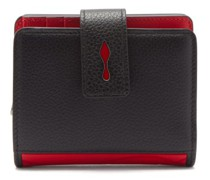 Paloma Logo-plaque Leather Wallet
