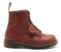 1460 Pascal Leather Ankle Boots