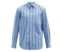 Adrian Striped Cotton Shirt