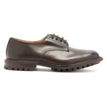 Daniel Trek-sole Leather Derby Shoes